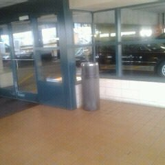 Photo taken at Logan Airport Employee Parking Garage by Amy S. on 11/14/2011