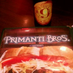 Photo taken at Primanti Bros by Jessica M. on 10/16/2011