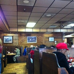 Photo taken at Old Hickory House by Tom D. on 2/2/2011