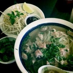 Photo taken at Viet Thai Market Street Cafe by John B. on 7/7/2012