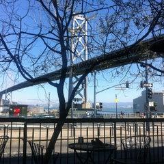 Photo taken at Gordon Biersch Brewery Restaurant by Sean P. on 4/22/2012
