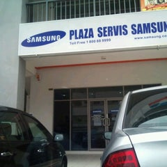 Photo taken at Samsung Malaysia Electronics (Sabah Sales Branch) by Rudy H on 9/9/2011