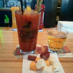 Photo taken at Silver Eagle Bar & Grill by Sara M. on 1/29/2012