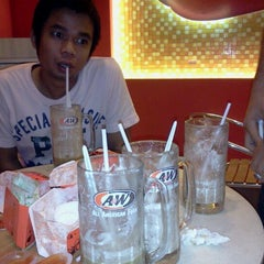Photo taken at A&W by Ejat S. on 9/25/2011