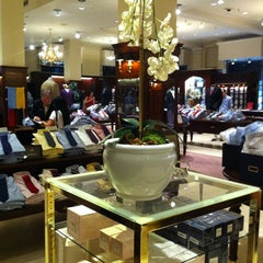 Photo taken at Brooks Brothers by Hobart F. on 8/25/2012