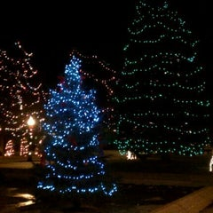 Photo taken at Bronson Park by Brian R. on 12/3/2011