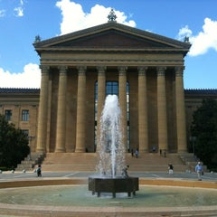Photo taken at Philadelphia Museum of Art by Elise R. on 9/9/2012