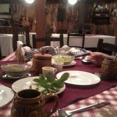 Photo taken at Rincón Criollo by Nicole A. on 3/31/2012