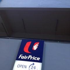 Photo taken at NTUC Fairprice by Stuart M. on 6/25/2012