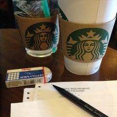 Photo taken at Starbucks by Cristyn N. on 3/2/2012