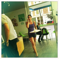 Photo taken at Energy Kitchen by Rob M. on 7/17/2012