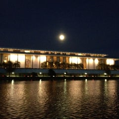Photo taken at The John F. Kennedy Center for the Performing Arts by Sherri W. on 4/6/2012