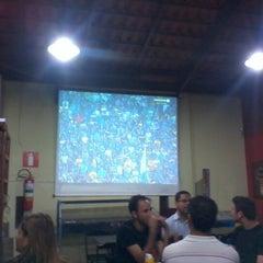 Photo taken at Bar Do Lu (Peixes) by Hugo L. on 9/6/2012
