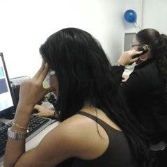 Photo taken at Produção Mirante FM by Aécio M. on 4/3/2012