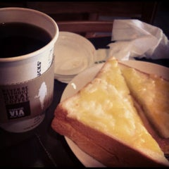 Photo taken at Starbucks by Seung-eun R. on 6/5/2012