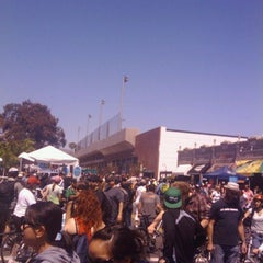 Photo taken at Bicycle District by Juan S. on 4/15/2012