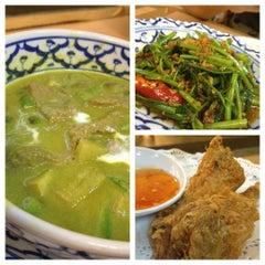Photo taken at Nakhon Kitchen by Mitz U. on 6/6/2012