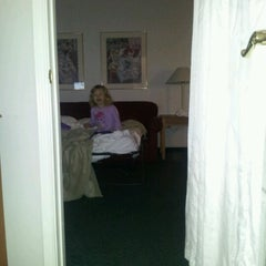 Photo taken at La Quinta Inn Bristol by Jennifer S. on 9/11/2012