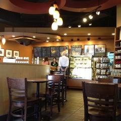 Photo taken at Starbucks (สตาร์บัคส์) by Supak L. on 2/23/2012