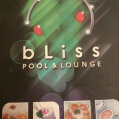 Photo taken at Bliss Pool & Lounge by Hery S. on 6/12/2012