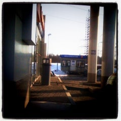 Photo taken at ТНК by Indie T. on 3/24/2012