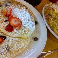 Photo taken at The Peach Café by Janjuary L. on 7/23/2012