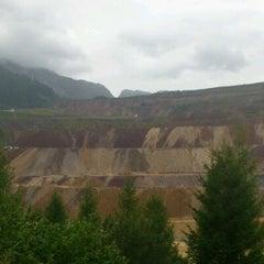 Photo taken at Eisenerz by Gudrun R. on 8/26/2012