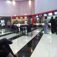 Photo taken at Cineplanet by Pablo F. on 8/8/2012
