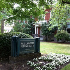 Photo taken at Willamette University by Jim M. on 7/27/2012