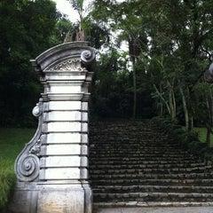 Photo taken at Jardim Botânico de São Paulo by Bete Y. on 4/29/2012
