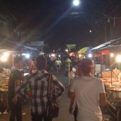 Photo taken at Lipa City Night Market by Bryan D. on 7/8/2012