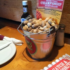 Photo taken at Logan's Roadhouse by Patrick P. on 2/23/2012