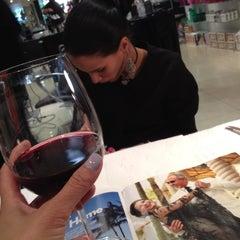 Photo taken at Rik Rak Salon, Boutique & Bar by Angela G. on 5/18/2012