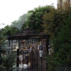 Photo taken at Mon Ami Gabi by Sandro S. on 6/23/2012