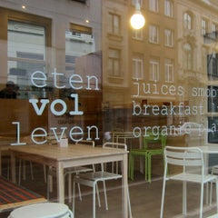 Photo taken at Eten Vol Leven by Tom L. on 4/26/2012