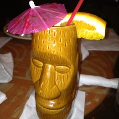 Photo taken at The Tiki Terrace by Taylor R. on 4/28/2012