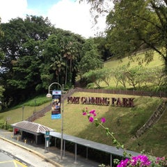 Photo taken at Fort Canning Park by Air I. on 2/12/2012