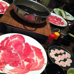 Photo taken at Tazu Shabu-Yaki by Gift R. on 3/3/2012