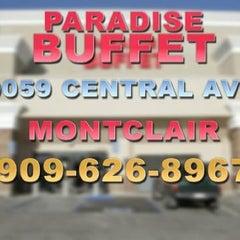 Photo taken at Paradise Buffet by @Big_Buda on 7/3/2012