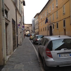 Photo taken at Corso Cavour by Domenico Fernando M. C. on 7/4/2012