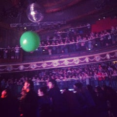 Photo taken at Palace Theatre by Mikey Y. on 11/17/2011