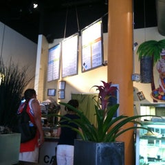 Photo taken at Cafecito by Samuel J. on 9/2/2011