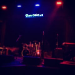 Photo taken at The Troubadour by tiffany s. on 4/5/2012