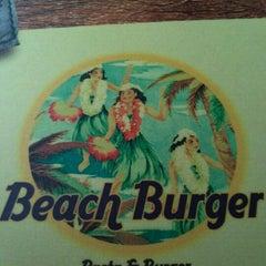 Photo taken at Beach Burger by Patrick L. on 11/6/2011