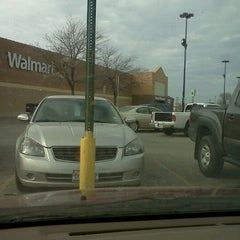 Photo taken at Walmart Supercenter by James W. on 1/23/2012