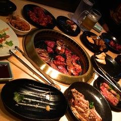 Photo taken at Gyu-Kaku Japanese BBQ by Frank on 7/3/2012