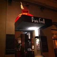 Photo taken at Paris Grill by Monika E. on 10/14/2011