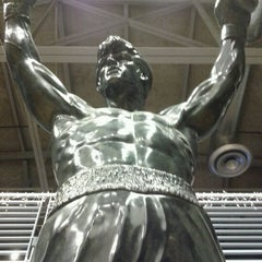 Photo taken at San Diego Hall of Champions Sports Museum by Gina T. on 12/3/2011