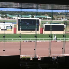 Photo taken at Remington Park Racetrack & Casino by Christina B. on 8/13/2011