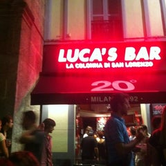Photo taken at Luca's by Luca R. on 7/27/2012